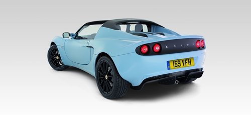 Lotus Elise Club Racer 2011.02