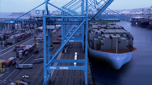 Maersk Triple E 2011.22