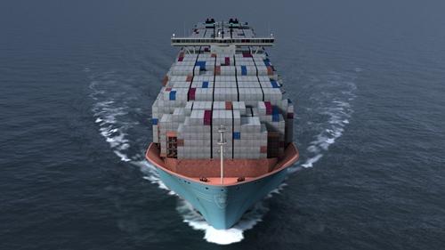 Maersk Triple E 2011.25