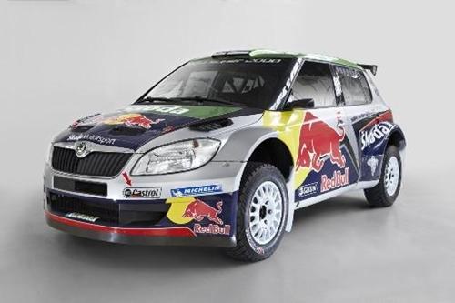 Red Bull Skoda Team 2011.01