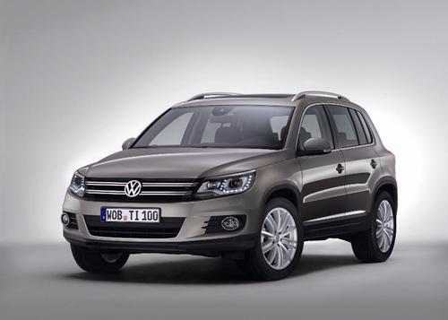 VW Tiguan 2011.03