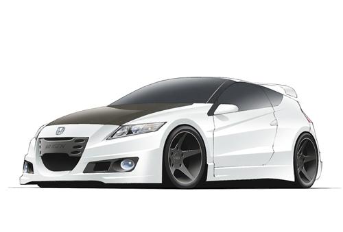 Honda CR-Z Mugen.02