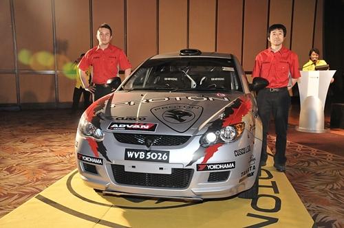 Proton Rally Team 2011.05