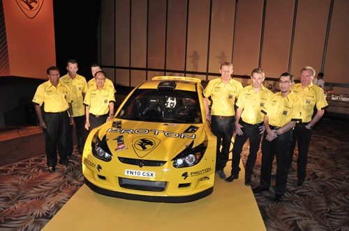 Proton Rally Team 2011.06