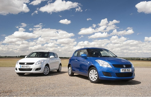 Suzuki Swift 2011.01