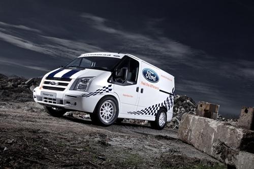 Ford Transit Sportvan 2011. Ford Transit SuperSportVan