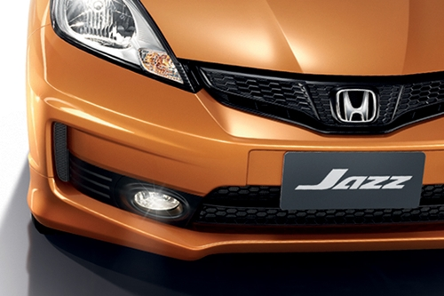 Honda Jazz Malaysia 2011.03