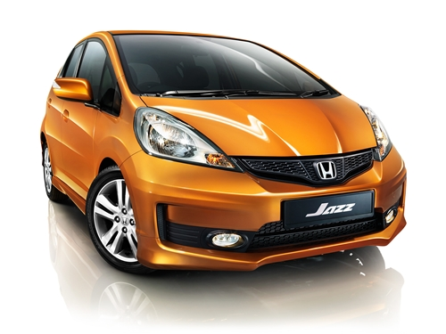Honda Jazz Malaysia 2011.08
