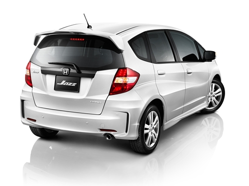 Honda Jazz Malaysia 2011.10