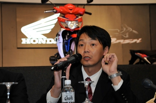 HondaWave Dash 2011.03