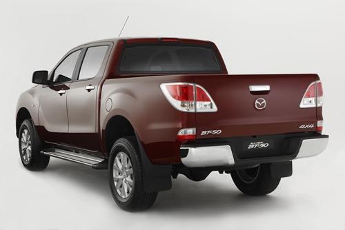 Mazda BT-50 2011.05