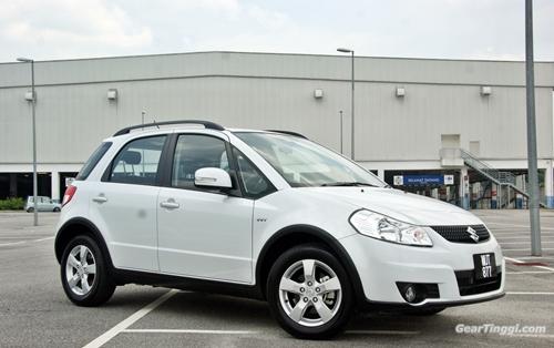 Suzuki SX4 2011.03