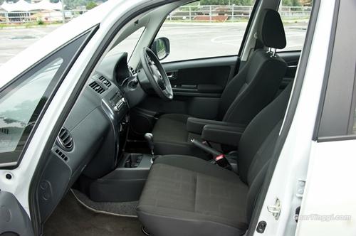 Suzuki SX4 2011.08