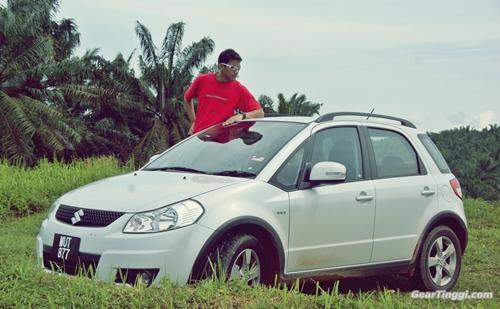 Suzuki SX4 2011.11
