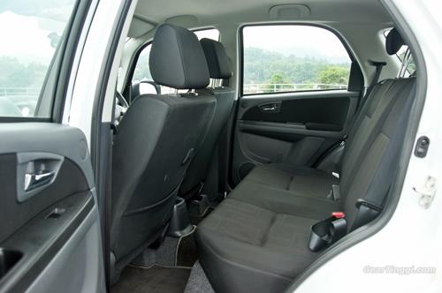 Suzuki SX4 2011.13