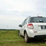 Suzuki SX4 2011.15