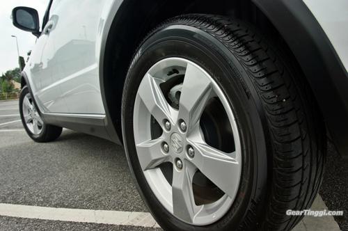 Suzuki SX4 2011.20