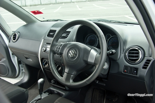 Suzuki SX4 2011.21