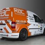VW Caddy Racer 2011.01