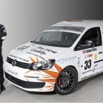 VW Caddy Racer 2011.03