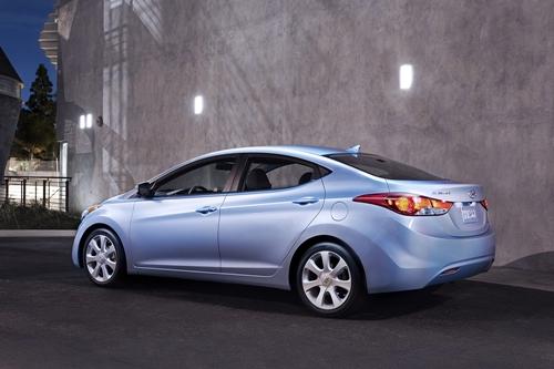 Hyundai Elantra 2011.01