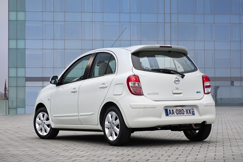 Nissan Micra DIG-S 2011.05