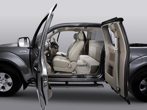 Nissan Navara King Cab 2011