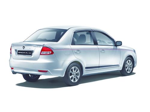 Proton Saga 1.6 2011.01