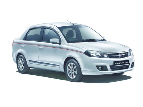 Proton Saga 1.6 2011.02