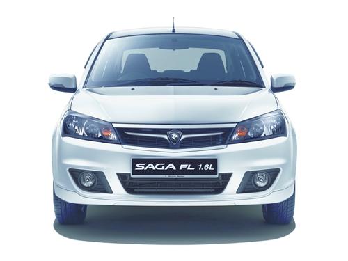 Proton Saga 1.6 2011.03