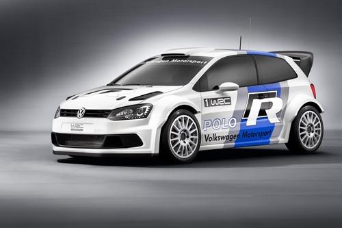 VW Polo R WRC 2011.01
