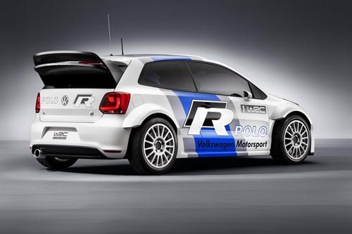 VW Polo R WRC 2011.02