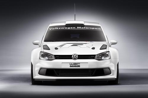VW Polo R WRC 2011.03