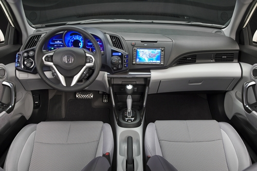 2011 Honda CR-Z Interior