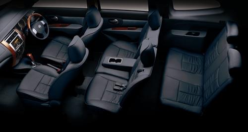 Nissan Grand Livina 2011.03