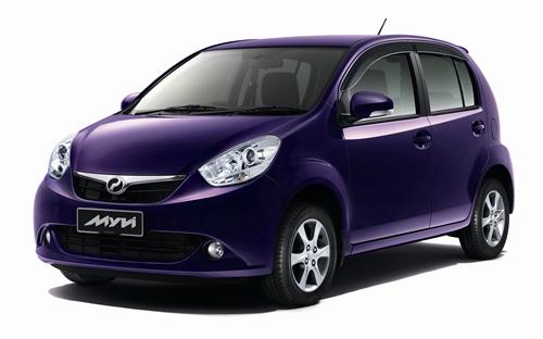 Perodua Myvi 2011.06