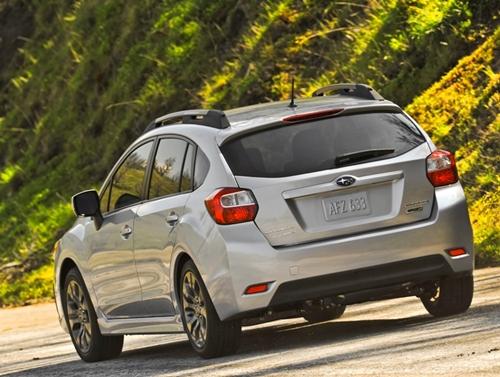 Subaru Impreza 2011.04