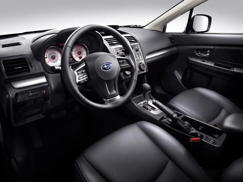 Subaru Impreza 2011.09