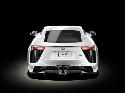 Lexus LFA 2011.01