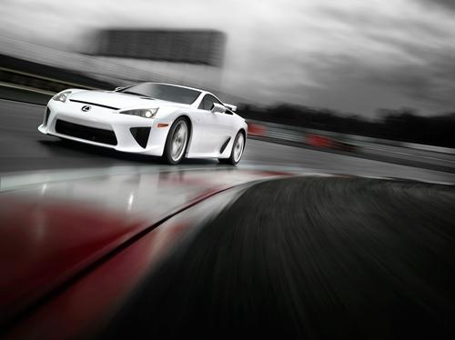 Lexus LFA 2011.03