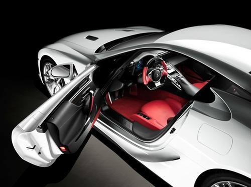 Lexus LFA 2011.08