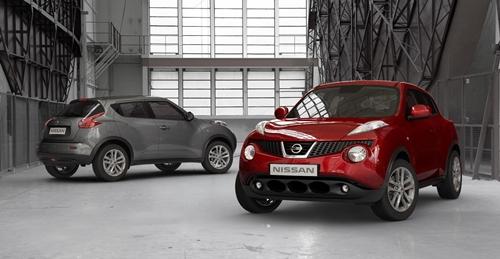 Nissan Juke 2011.03