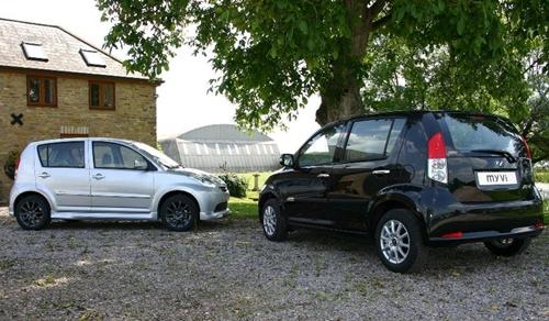 Perodua Myvi 2011 LE UK.02