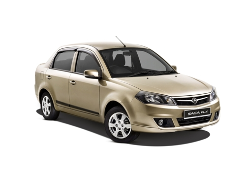 Proton Saga FLX 1.3 2011.02