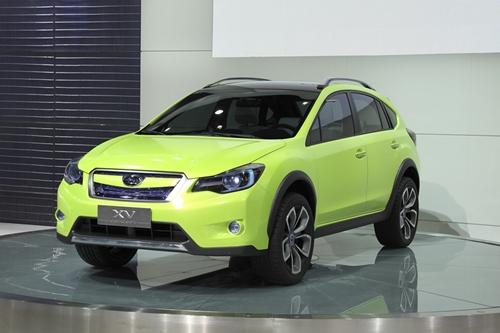Subaru XV Concept 2011.01