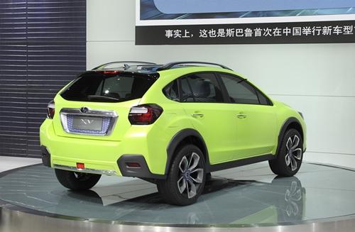 Subaru XV Concept 2011.02
