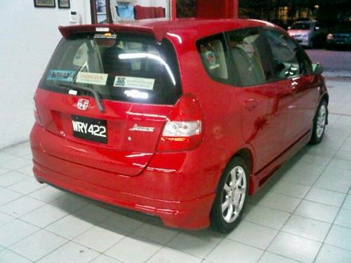Untuk Dijual Honda Jazz 2011.02