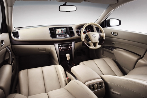 Nissan Teana 2011.01