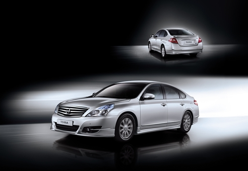 Nissan Teana 2011.02