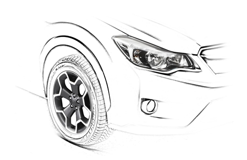 Subaru RV 2011.01